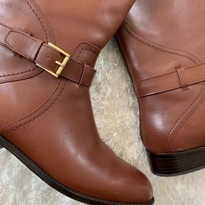 cbe7ae77972 Tory Burch Shoes - NEW Tory Burch Adeline Riding Boots Almond